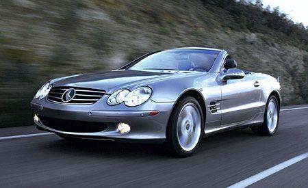 download Mercedes Benz SL600 workshop manual