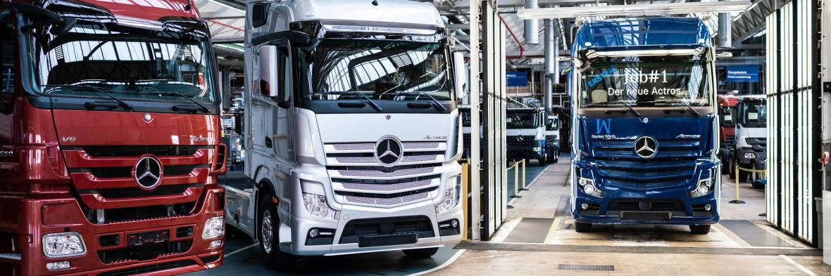 download Mercedes Benz Trucks Buses  1 workshop manual