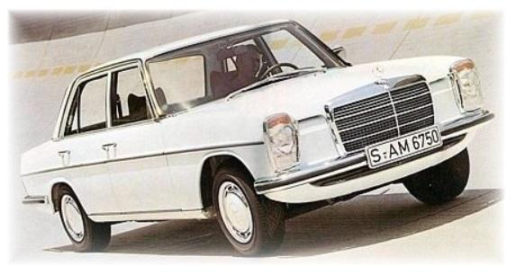 download Mercedes Benz W114 250C workshop manual
