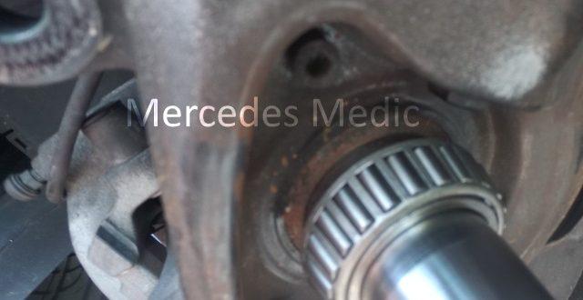 download Mercedes ML Class workshop manual