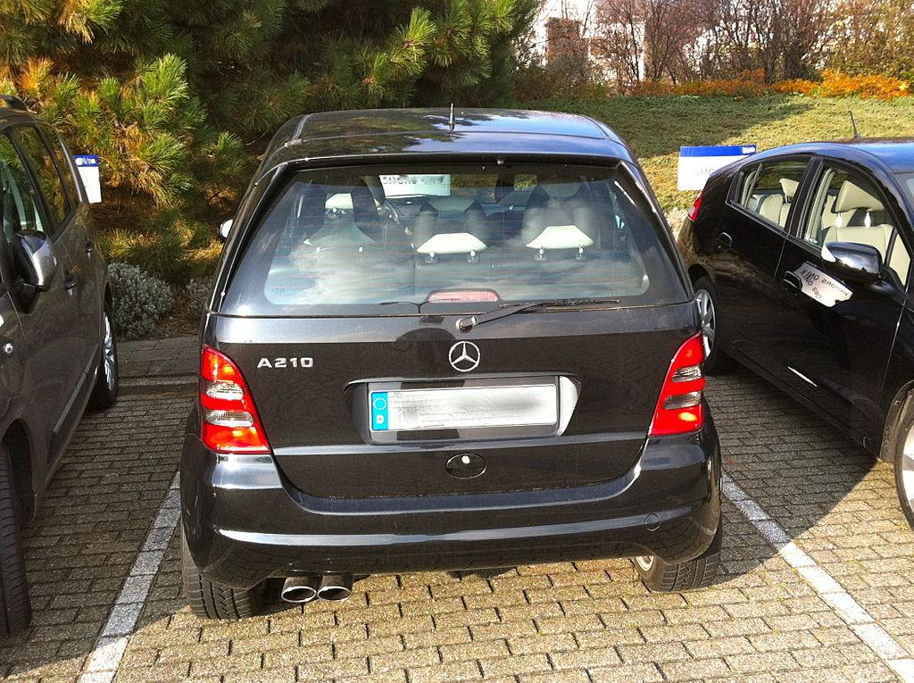 download Mercedes W168 A210 workshop manual