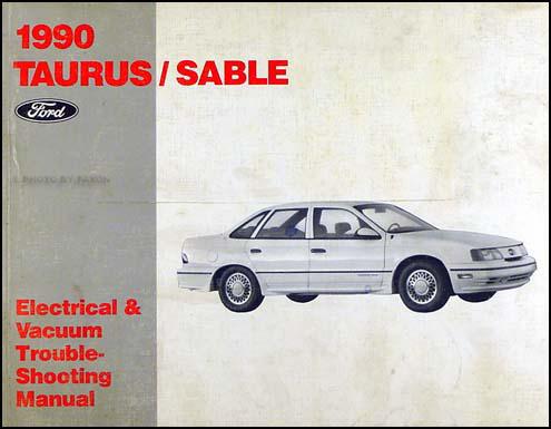 download Mercury Sable workshop manual
