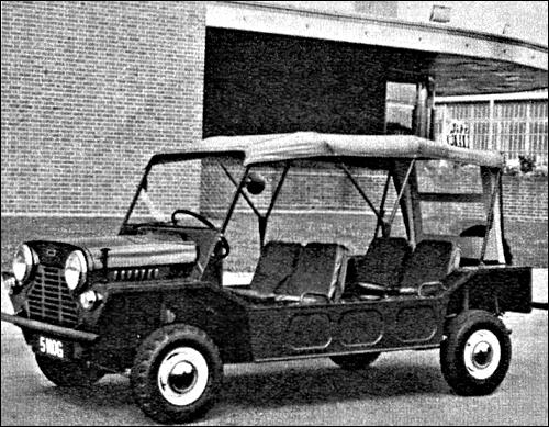download Mini Moke 1964 workshop manual
