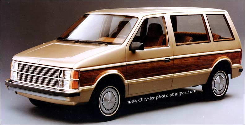 download Minivan Chrysler Plymouth Dodge workshop manual