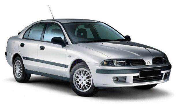 download Mitsubishi Carisma workshop manual