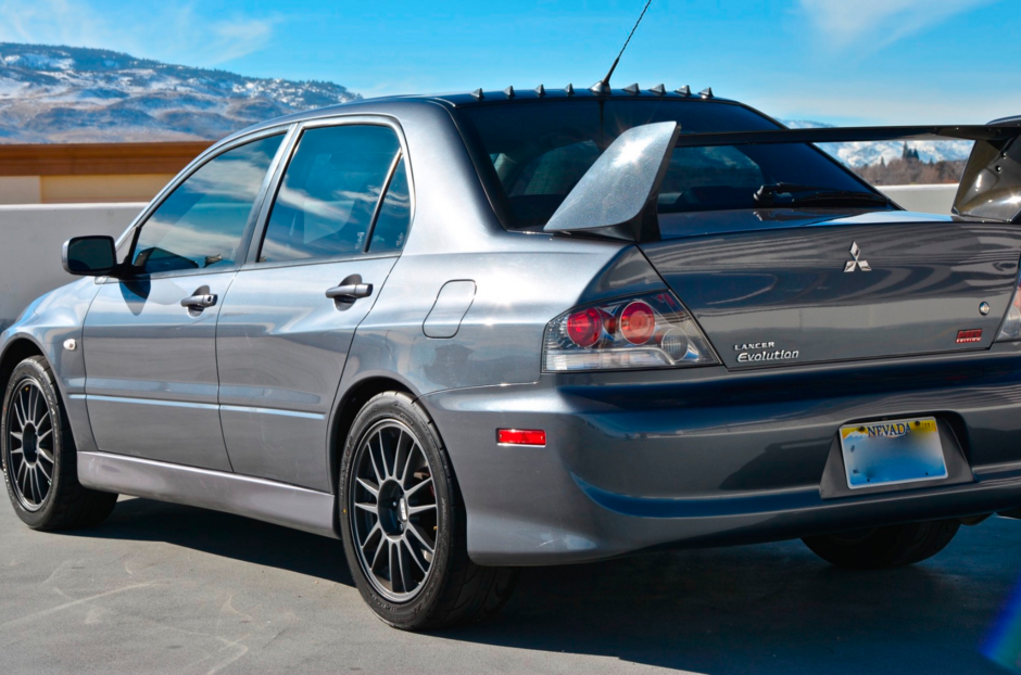 download Mitsubishi Lancer Evolution 8 workshop manual
