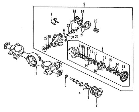 download Mitsubishi Mighty MAX workshop manual