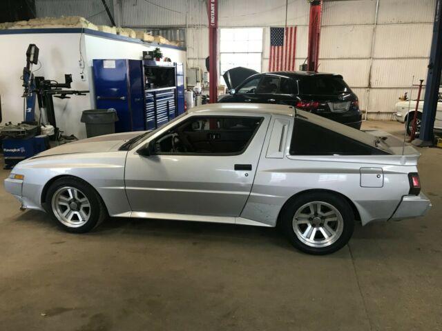 download Mitsubishi Starion Chrysler Conquest workshop manual
