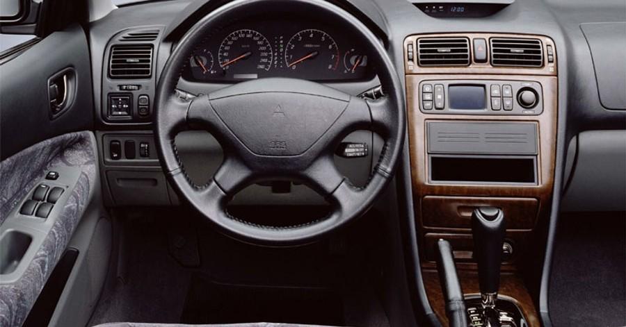 download Mitsubishi VRG workshop manual