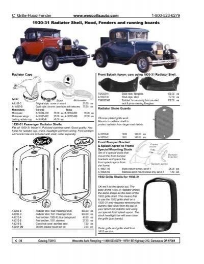 download Model A Ford Rear Bumper Bar Chrome 1930 31 Only workshop manual