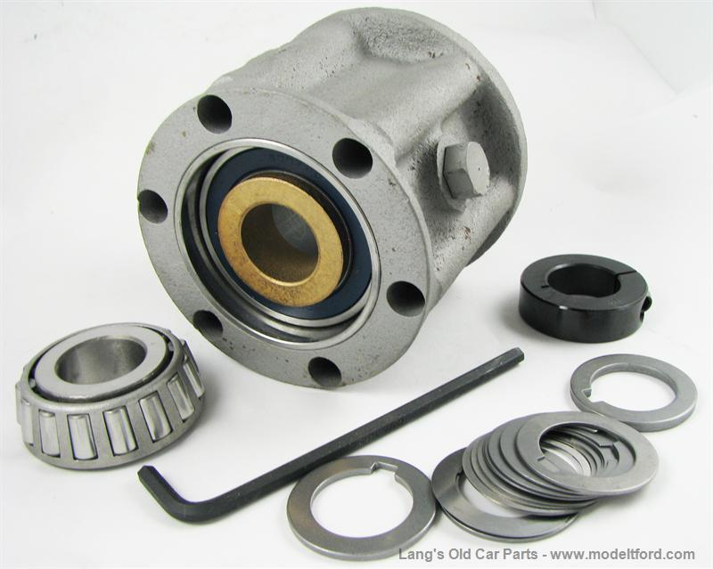 download Model T Ford Rear Axle Shaft Roller Bearing Sleeve Right Top workshop manual