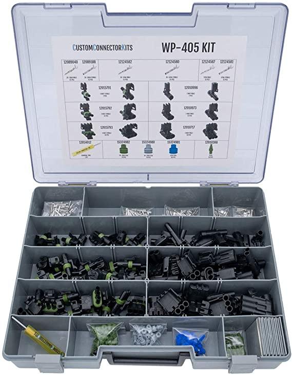download Mr. Gasket Weatherpack 3 Piece Tool Kit workshop manual