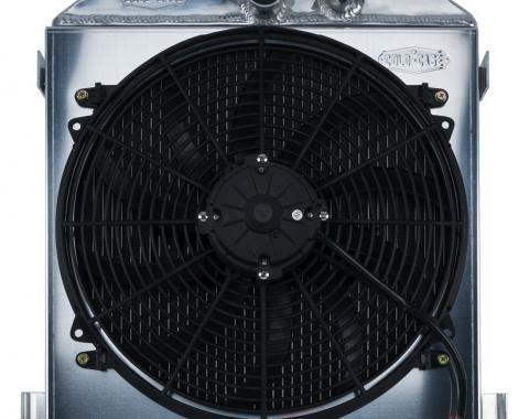 download Mustang COLD CASE 24 Aluminum Radiatorw 16 Electric Fan Big Block V8 w Automatic Transmission workshop manual