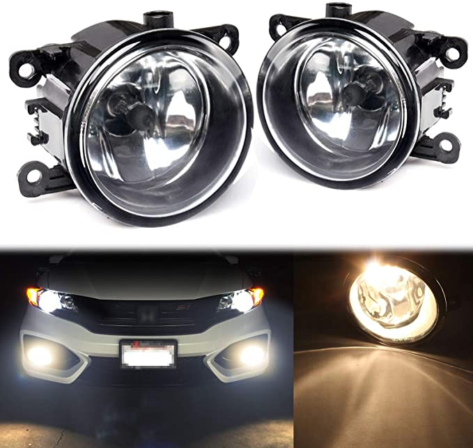 download Mustang Chrome Fog Light Housing Assembly with Silver Painted Back workshop manual
