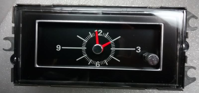 download Mustang Dash Clock Lens with Pointer workshop manual