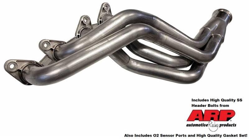 download Mustang Stainless Steel 1 7 8 x 3 Coyote Swap Headers workshop manual