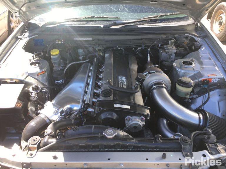 download Nissan R33 Engine workshop manual