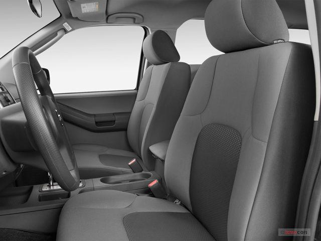 download Nissan Xterra workshop manual