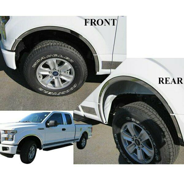 download Outer Grille Trim Mouldings Polished Stainless Steel Ford Pickup Truck workshop manual