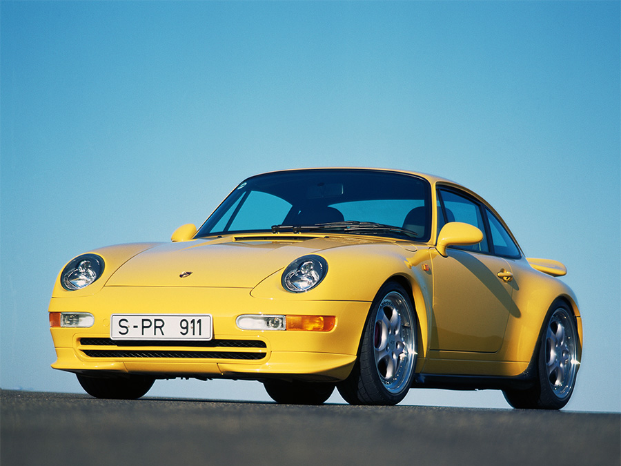Download Porsche 993    Porsche 911 Carrera Service Repair