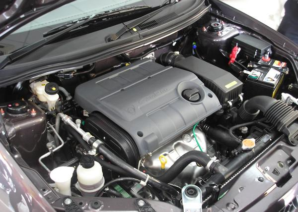 download PROTON SAVVY Engine Gearbox workshop manual
