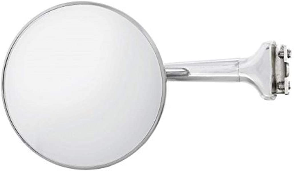 download Peep Mirror Chrome Straight Arm 3 Inch Stainless Mirror Head Left Or Right workshop manual