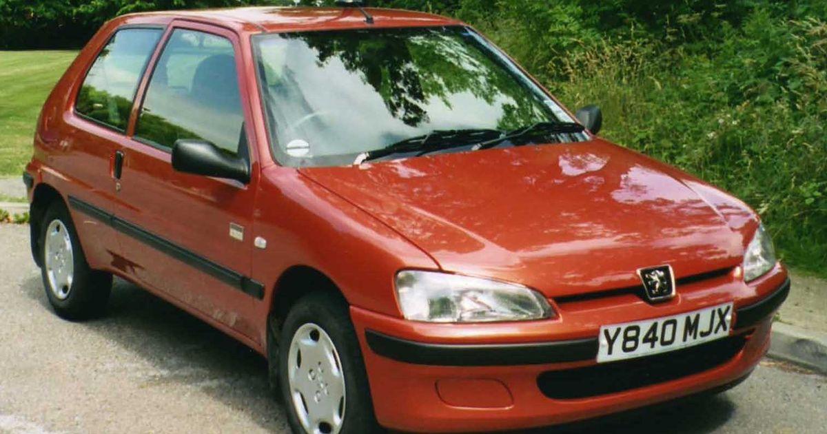 download Peugeot 106 workshop manual