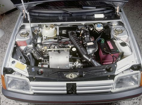 download Peugeot 205 workshop manual