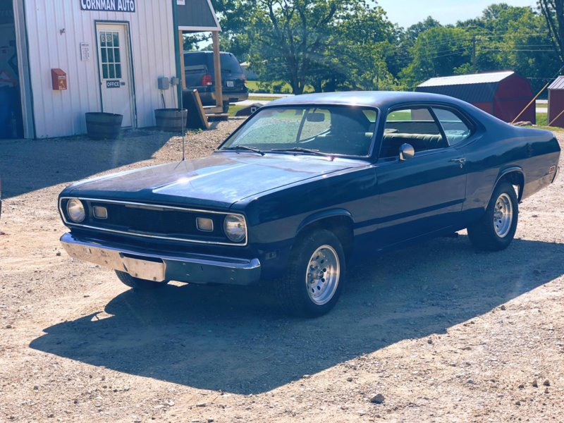 download Plymouth Duster workshop manual