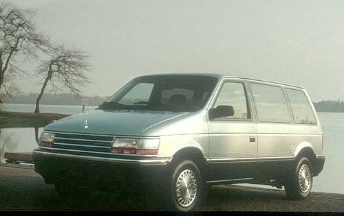 download Plymouth Grand Voyager workshop manual