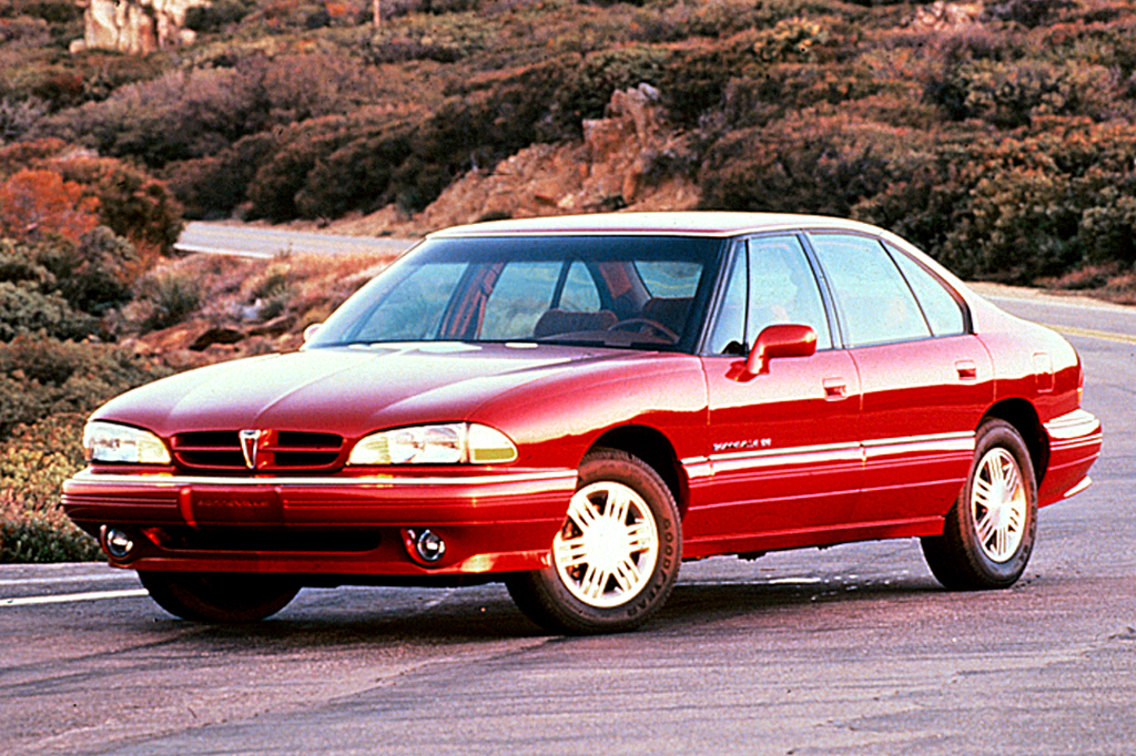 download Pontiac Bonneville workshop manual