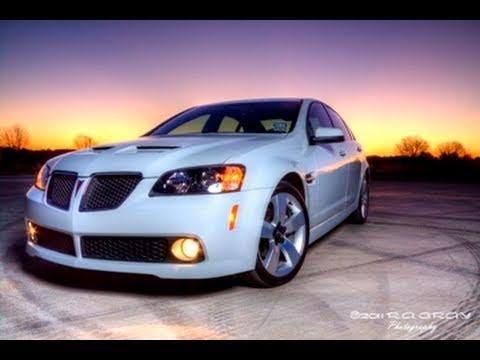 download Pontiac G8 workshop manual