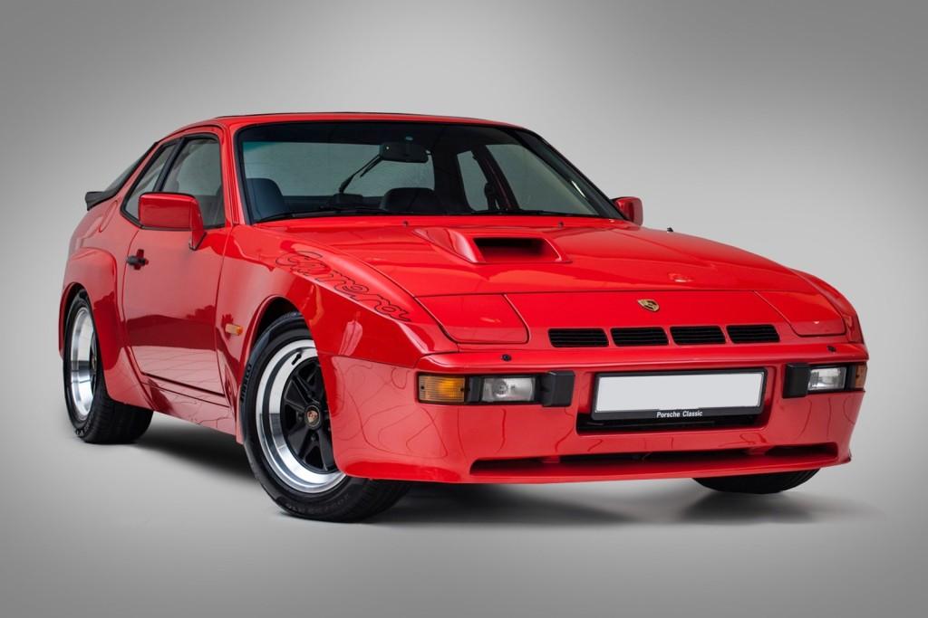download Porsche 924 Carrera GT workshop manual