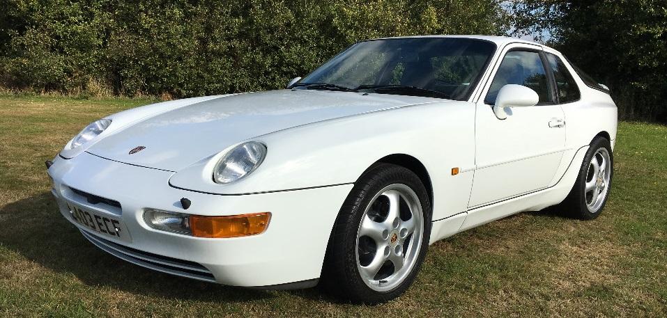 download Porsche 968 workshop manual