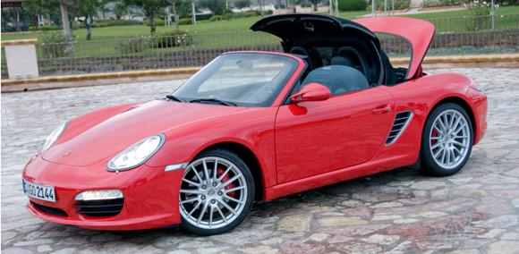 download Porsche Boxster 987 workshop manual