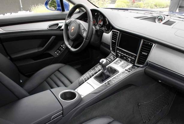 download Porsche Panamera workshop manual