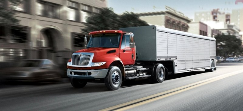 download RE 300 International Truck workshop manual