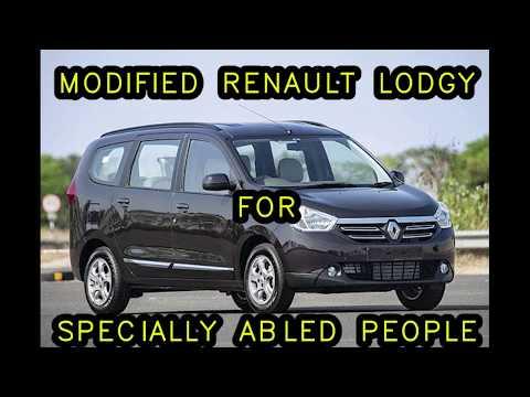 download RENAULT LODGY workshop manual