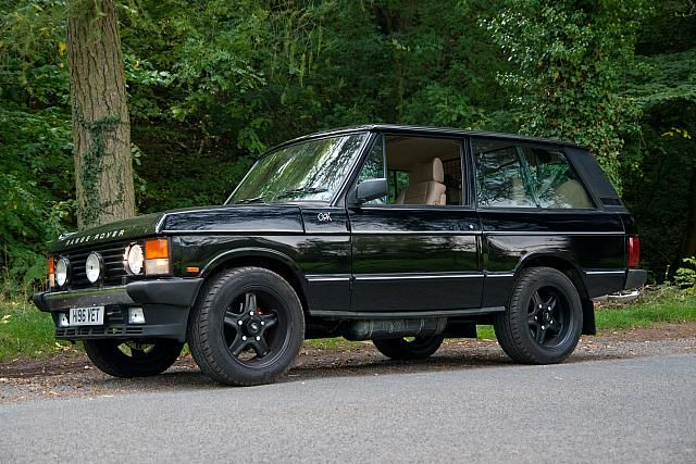 download Range Rover Classic workshop manual