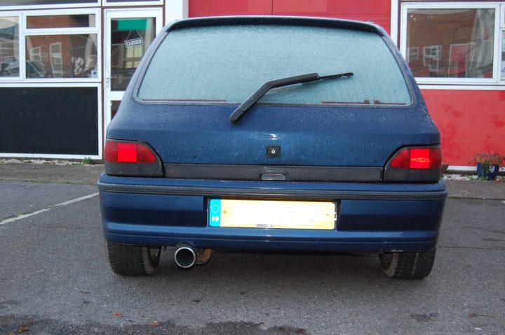 download Renault Clio PHASE I workshop manual