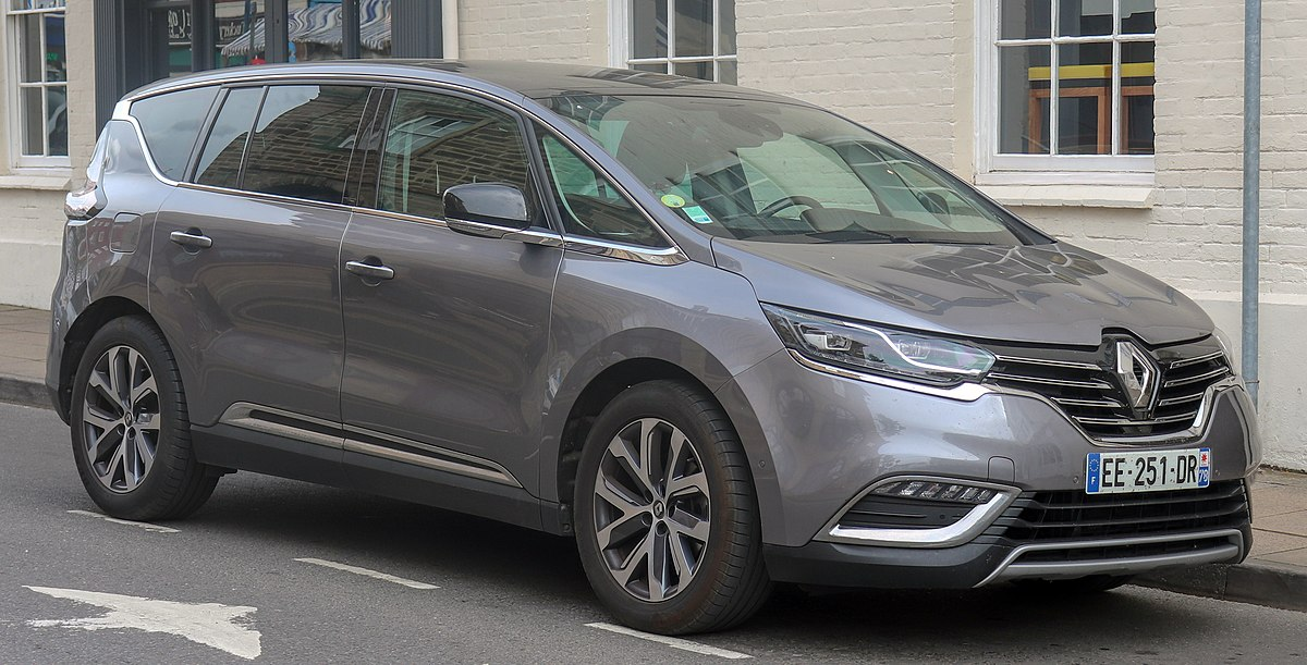 download Renault Espace I workshop manual