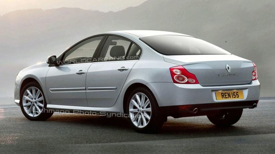 download Renault Laguna workshop manual