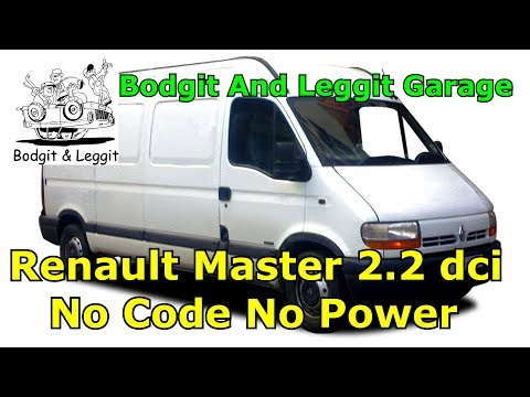 download Renault Mascott workshop manual