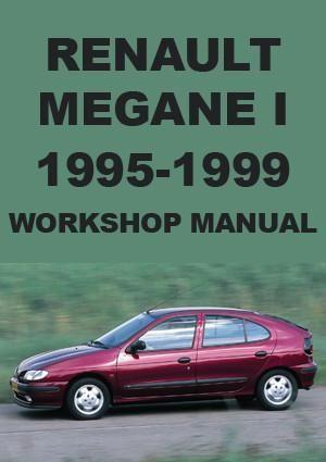 download Renault Megane workshop manual