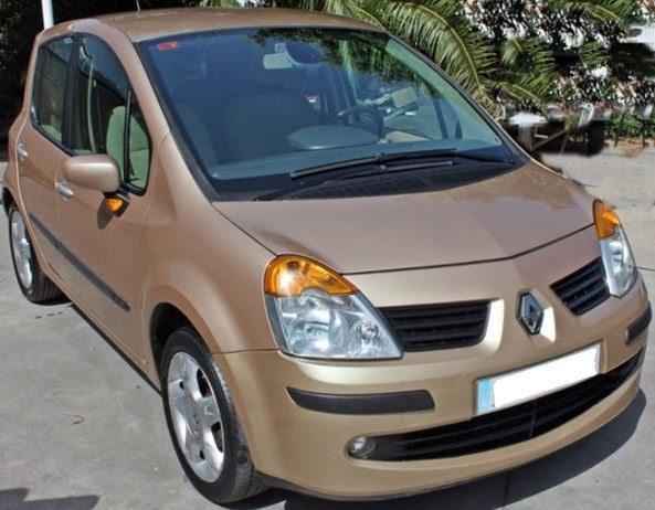 download Renault Modus EN FR DE RU workshop manual