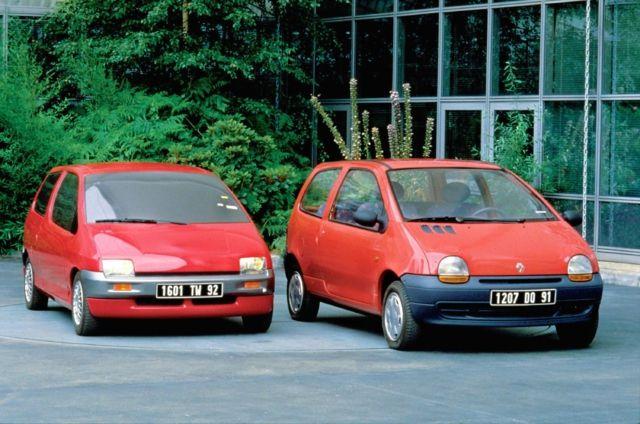 download Renault Twingo in workshop manual