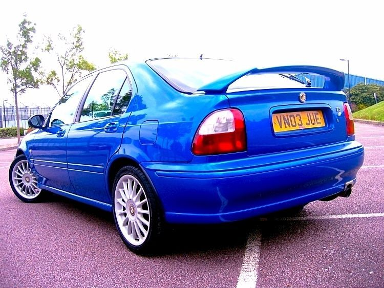 download Rover 45 MG ZS workshop manual