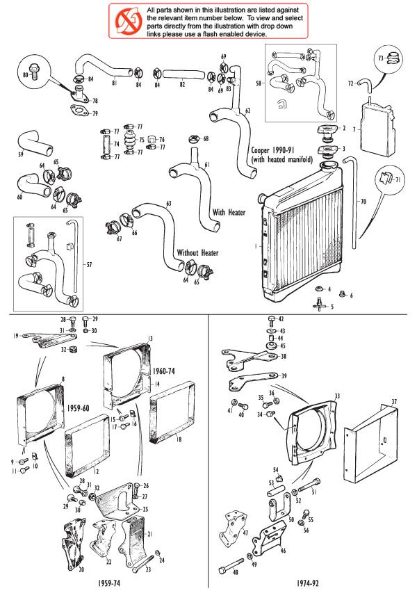 download Rover Mini 92 workshop manual