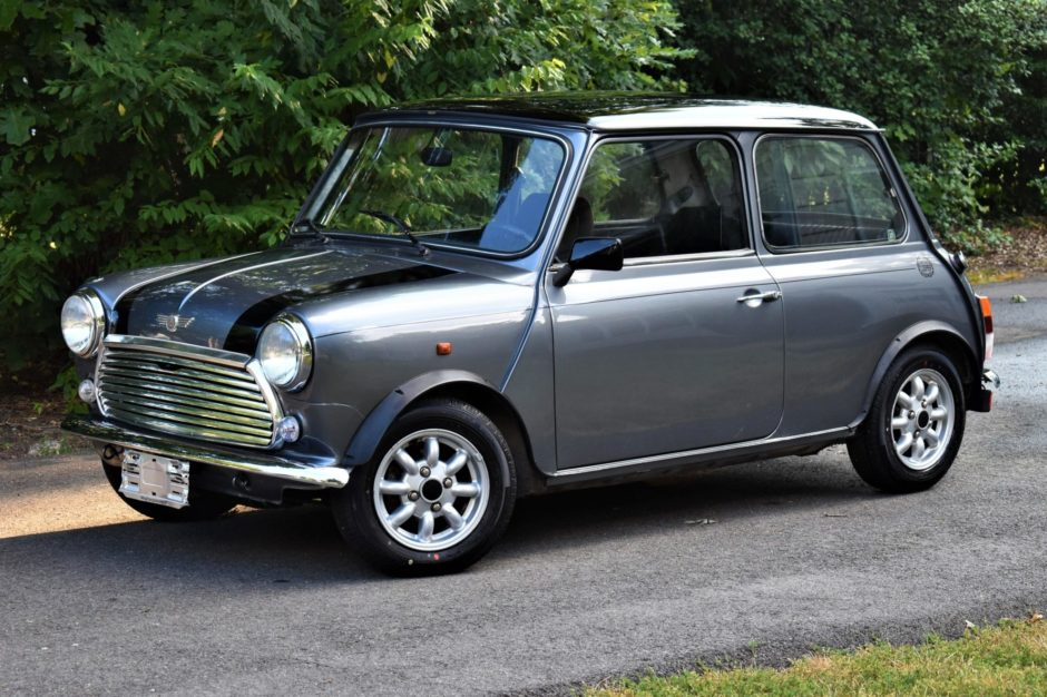 download Rover Mini 92 workshop manual