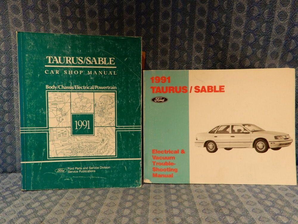 download SABLE MNAUAL workshop manual